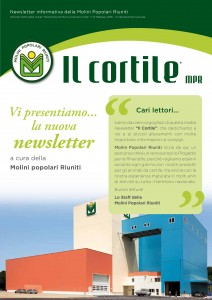 NEWSLETTER IL CORTILE